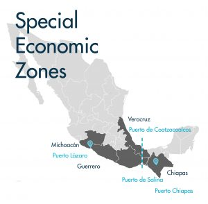 What are the Special Economic Zones?